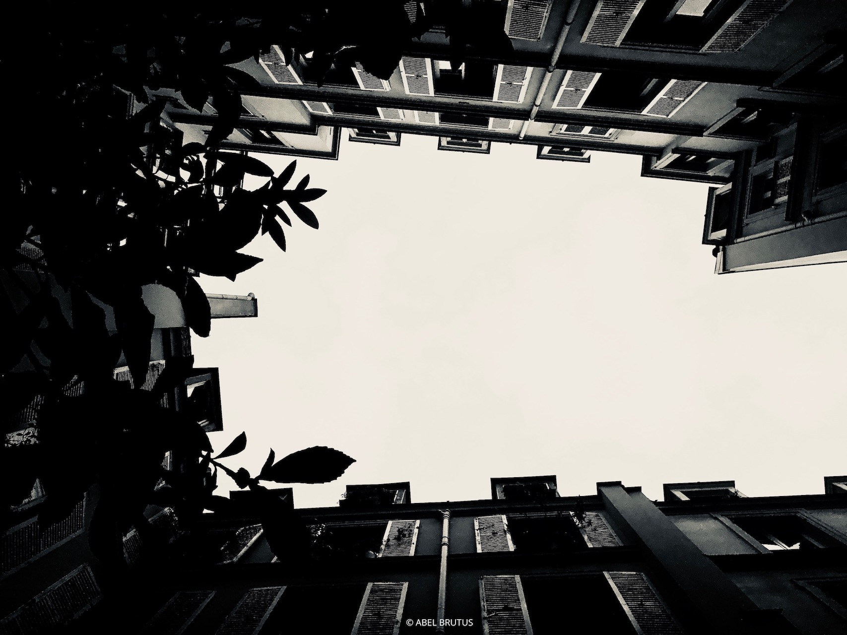 """Escape"" . 2017 . Urbanity Series – Version 2"